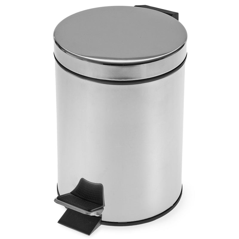 Blue Canyon BA2001S Pedal Bin 3Ltr Chrome