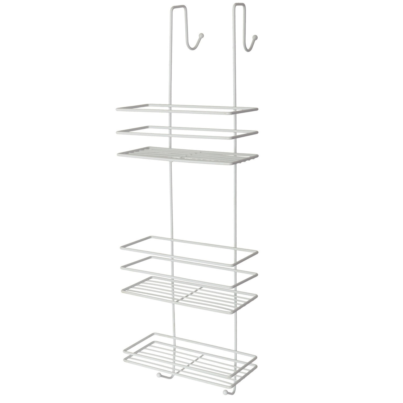 Blue Canyon BA0543/WH 3 Tier Shower Caddy White – W Hurst & Son (IW) Ltd
