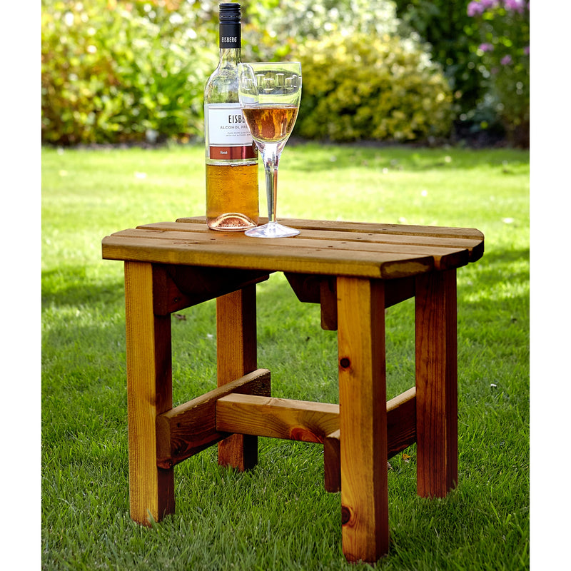 Tom Chambers GP063 Hetton Wooden Occasional Table
