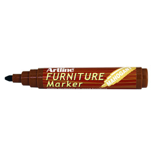 Artline EK95 Furniture Marker Pen - Mahogany