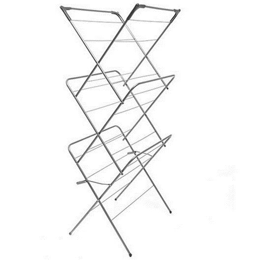 Addis 514107 Essentials Indoor Airer 3 Tier Concertina