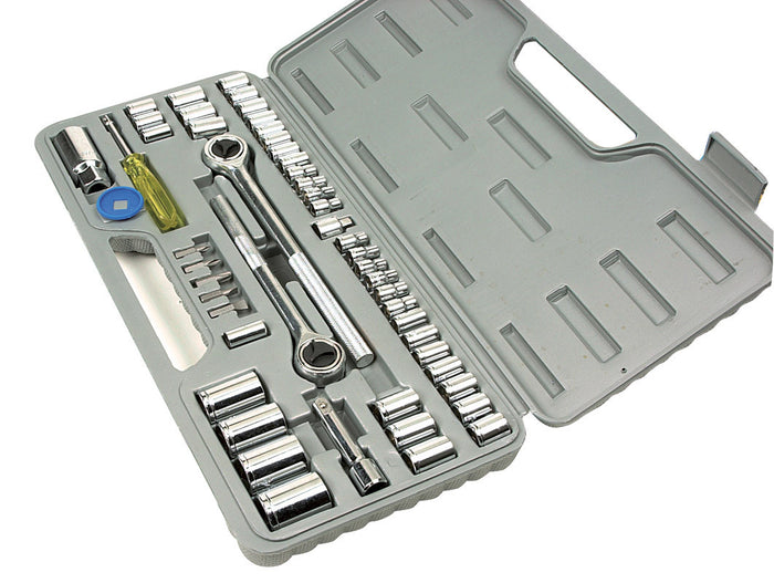 Blue Spot 01746 - 52pce Socket Set