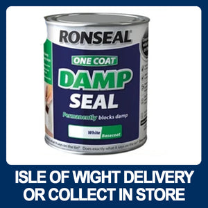 Ronseal One Coat Damp Seal White Basecoat