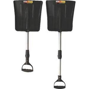 Blackspur SS101 Telescopic Snow Shovel