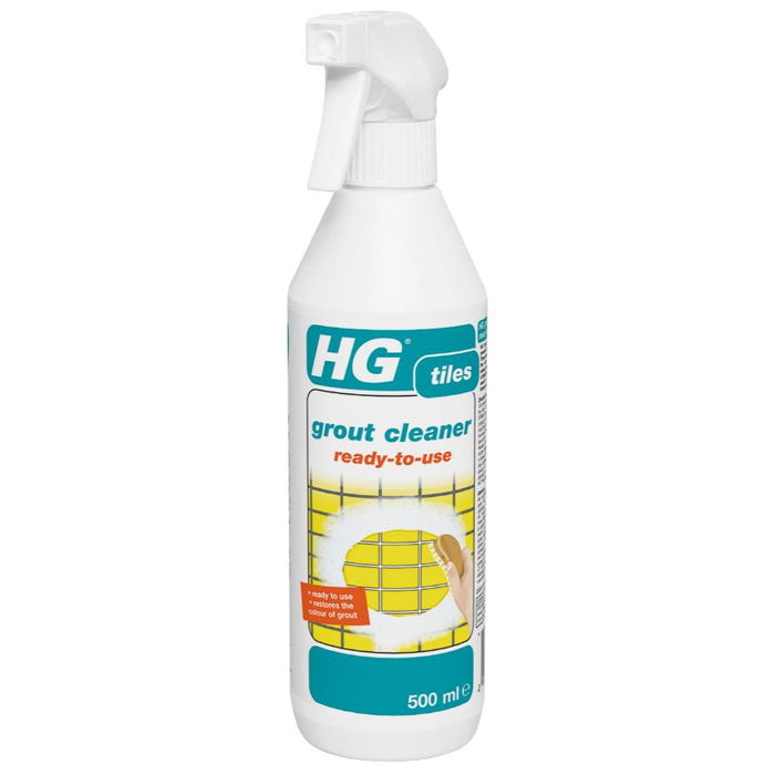 HG 591050106 Tiles Grout Cleaner R.T.U. 500ml