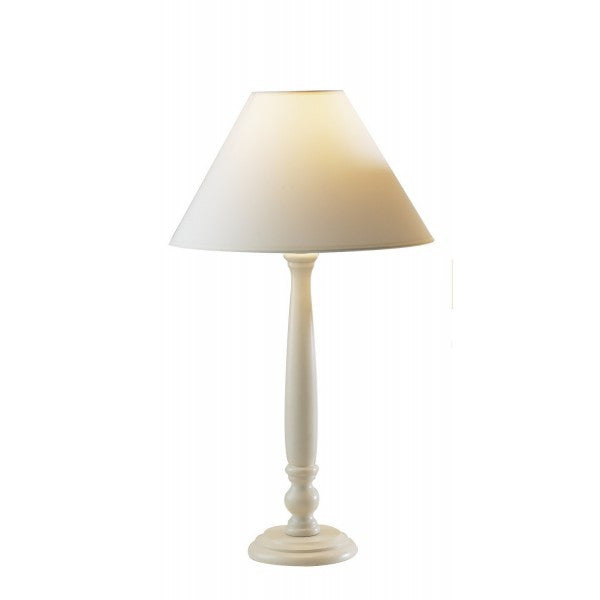 Dar REG4333 Regal Table Lamp 15CRE