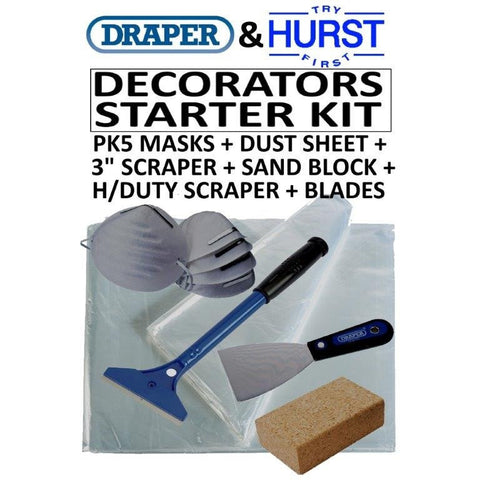 Draper 80209 Decorators Starter Kit