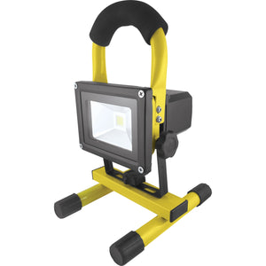 Uni-Com 63957 10w Rechargeable COB LED Flood / Spot Light