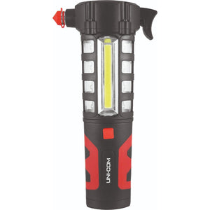 Uni-Com 66163 Emergency Torch 5-in-1