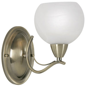 Oaks 1063/1AB Luanda 1 wall light