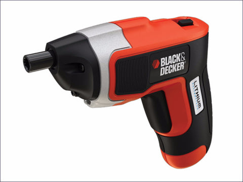 Black & Decker KC460LN 3.6V Li-Ion Easy Access Screwdriver