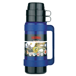 Thermos 048022 Mondial Flask 1Ltr - Assorted Colours