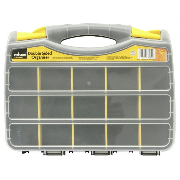 Rolson 68950 Double Sided Organiser 32 Compartment