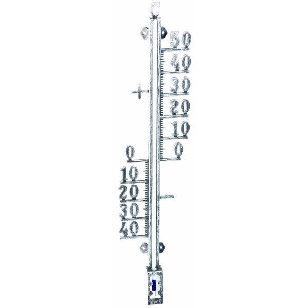 Town and Country WEA28 Weathereye Black Filigree Thermometer