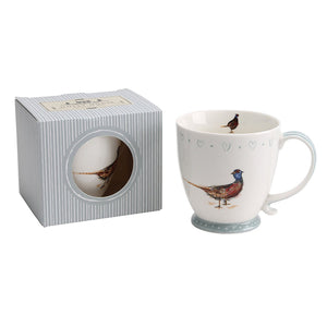 CGB GB00167 Holly House Pheasant Mug