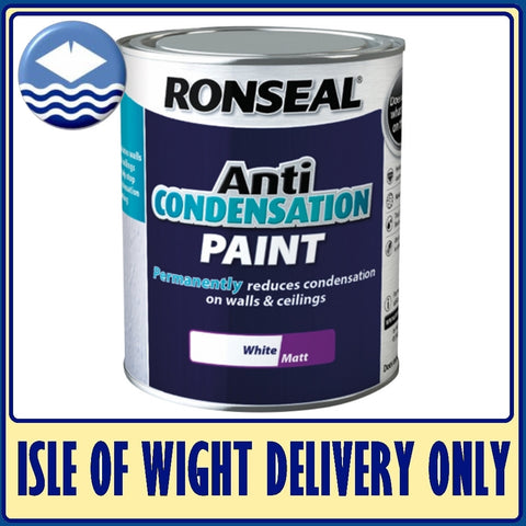 Ronseal Anti Condensation Paint White Matt
