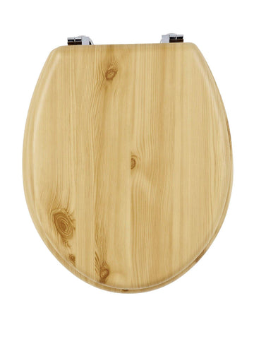Aqualona Wooden Toilet Seat -Choice of Finish