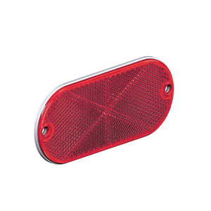 Gatemate 859110R High Visibility Reflectors Red - Pack of 2