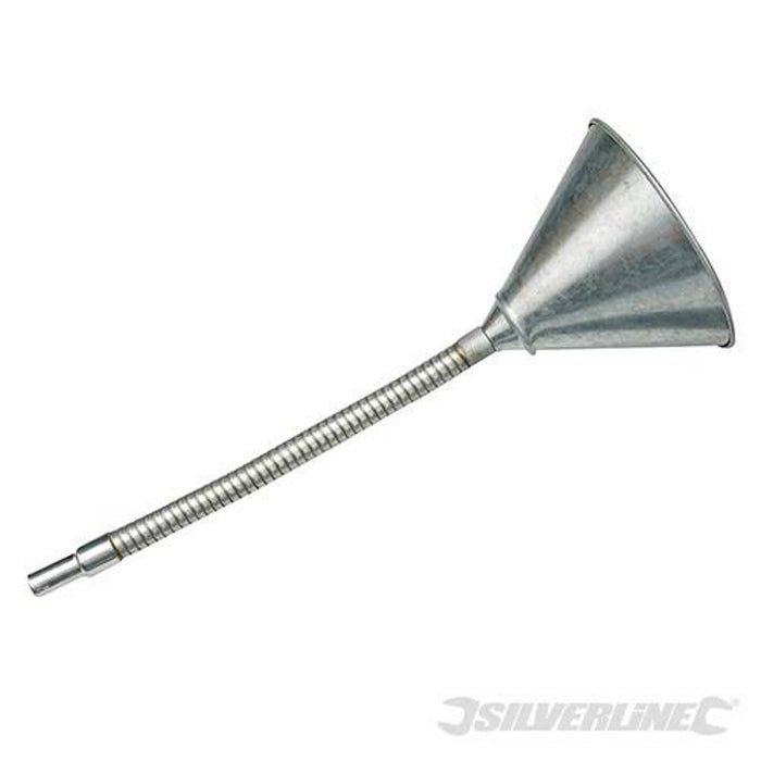 Silverline 868860 Flexible Steel Funnel