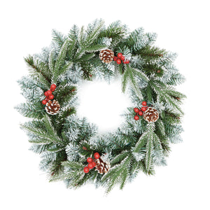 The Tree Company TW199202 New Jersey Wreath 50cm