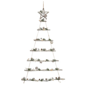 The Tree Company AC185549 Natural Cone Pine Tree 1.2mtr
