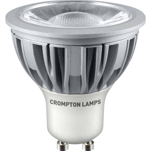 Crompton GU10 COB LED 5 Watt Warm White Lamp