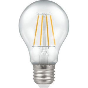 Crompton ES LED Filament GLS 7.5 Watt Warm White Clear