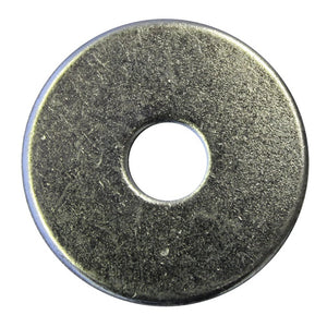 Penny BZP Metric Washers - Various Sizes