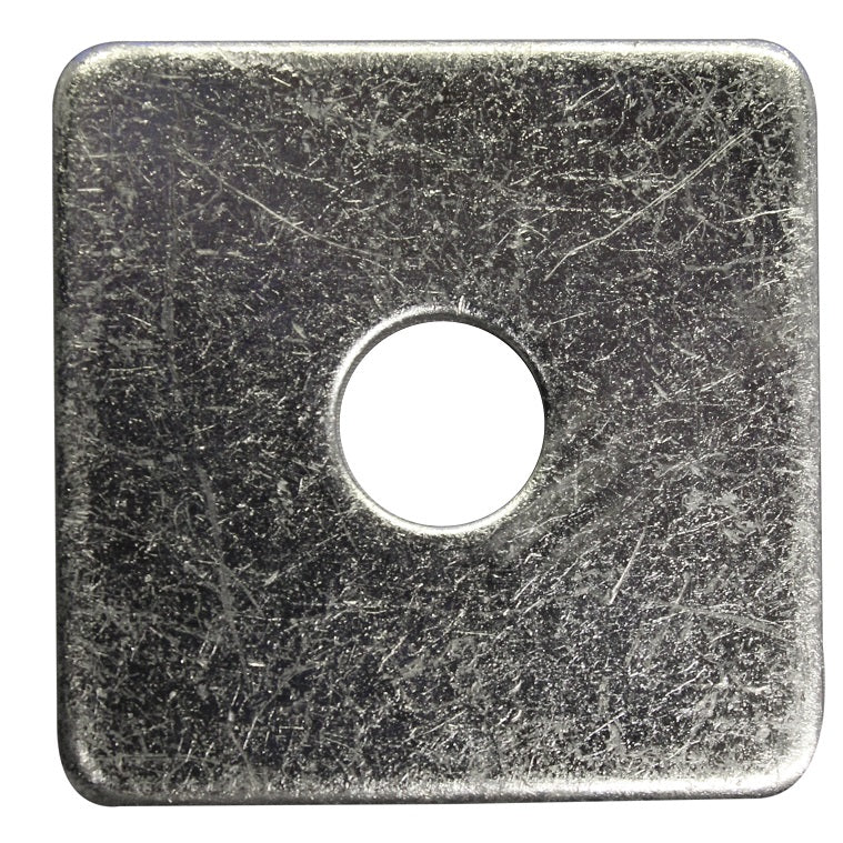 Square Plate Metric Washers - Various Sizes