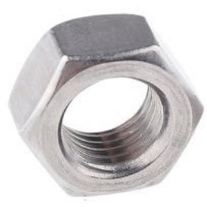 Hex S/Steel Metric Nuts - Various Sizes