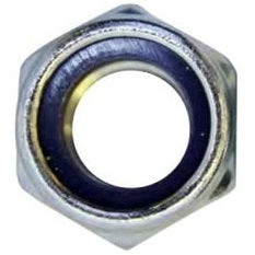 Hex Nyloc S/Steel Metric Nuts - Various Sizes