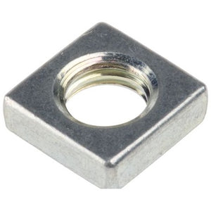 Square Nuts BZP Metric - Various Sizes