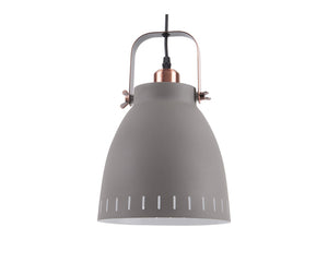 Leitmotiv LM1433 Mingle Pendant Lamp - Grey
