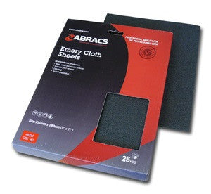 Abracs Emery Cloth Sheets
