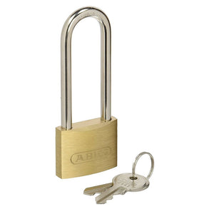 Abus 713/40HB63B Brass Padlocks 40mm x 63mm