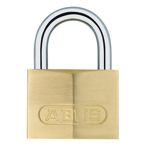 Abus 713/50B Brass Padlocks 50mm