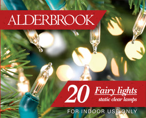 Alderbrook AK522GC Indoor Fairy Light Set