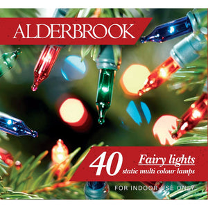 Alderbrook AK543GM Indoor Light Set 40 Lights