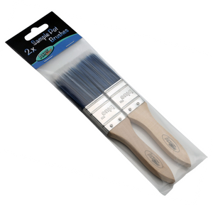 Axus Decor AXU/BBSP2 Sample Pot Paint Brush Set of 2