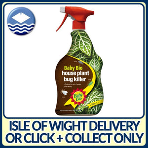 Baby Bio House Plant Bug Killer Trigger Spray 1Ltr