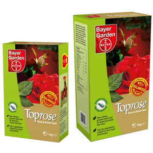 Bayer Garden Toprose Rose & Shrub Feed - Various Sizes