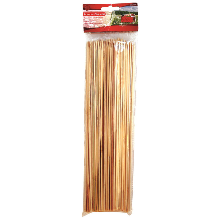 Redwood Leisure BBQ158 Bamboo Skewers 30cm Pkt150