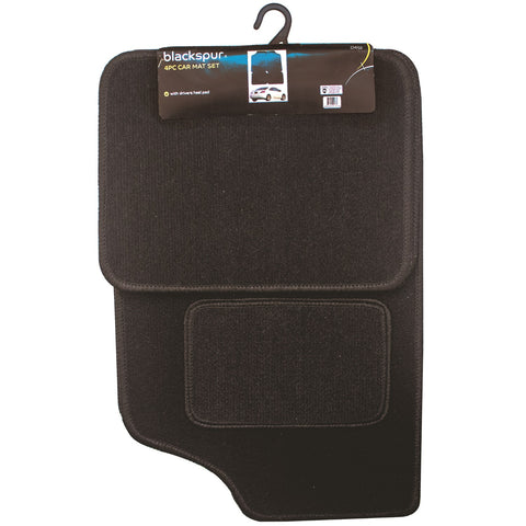 Blackspur CM152 Car Mat Set 4Pce