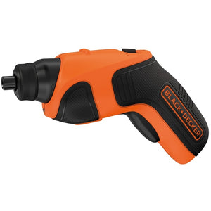 Black & Decker CS3651LC Cordless Screwdriver 3.6V 1 x 1.5Ah Li-Ion