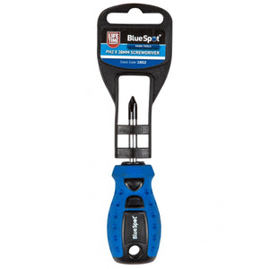 Blue Spot 13012 Stubby PH2 x 38mm Screwdriver