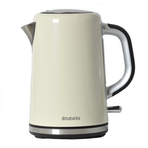 Brabantia BBEK1001CRE Cream Cordless Kettle