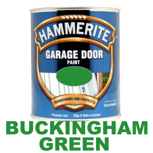 Hammerite Garage Door Paint 750ml - Various Colours