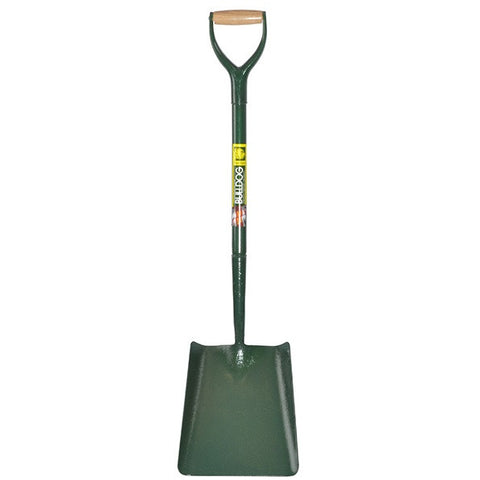 Bulldog 5SM2AM Square Shovel All Steel