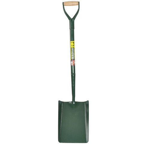 Bulldog 5TM2AM Taper Mouth Shovel All Metal