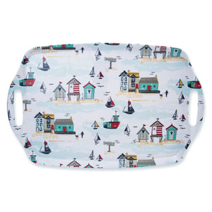 Cooksmart Beside The Seaside Tray - Large